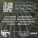 Adriatique @ BPM 2017 Diynamic In The Jungle