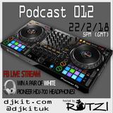 DJKit Podcast 012 - FB Live Stream