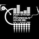 John Stigter pres. Progressive House Mix Vol. 4 (August 2012)