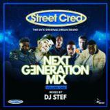STREET CRED - NEXT GENERATION MIX VOL 1 Mixed By DJ STEF