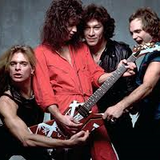 "An hour of the Friday Rock Show featuring tracks from ""VAN HALEN""!!"