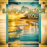 Sampad Beach 1604 mixed by Gabriel Sampad
