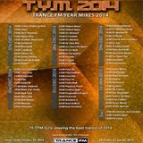 Simmon G - Trance.fm Yearmix 2014