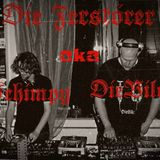 Die Zerstörer aka DieBilo & Schimpy @ Time for Hardcore