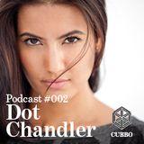 CUBBO Podcast #002: Dot Chandler (BRA)