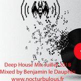 Deep House Mix July 2018