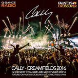 Cally @ Creamfields 2016