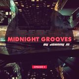 Midnight Grooves | Episode 1 | Deep House | New 2017 House Music Series