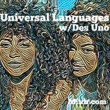 Universal Languages (#308)