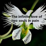 The infinite love of two souls in pain