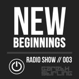 New Beginnings Podcast // 003