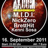 M.I.D.I. & Nick Zero live @ Koyote Club (Düsseldorf  - GERMANY)