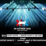 KSHMR - DJ Mag Top 100 DJs Awards, Amsterdam Music Festival (21.10.2018)