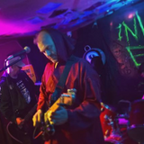 Invisible Eyes live at The Three Horseshoes - Bradford on Avon 2017