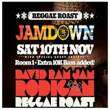 Rodigan @ Reggae Roast. Plan B, Brixton Nov 2012