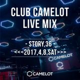 <<<2017.4.8 SAT>>>WEEKEND CAMELOT LIVE MIX By Sixten