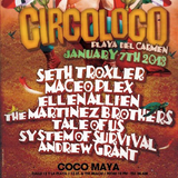 The BPM Festival / System of Survival @ Coco Maya - Circoloco Party / 2013.Jan.7th / Ibiza Sonica