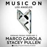 Stacey Pullen - Live @ Music On Opening Party, Sound Nightclub (Los Angeles, USA) - 04.02.2017