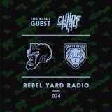 THE PARTYSQUAD PRESENTS - REBEL YARD RADIO 024
