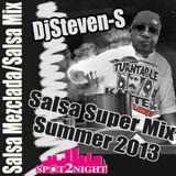 Dj Steven-S Salsa Mix 2013