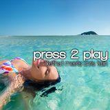 Likethat meets Chris Talin - Press 2 Play