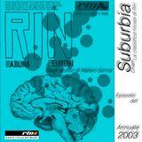 SUBURBIA CHART Classifica Annuale 2003 - RIN RADIO ITALIA NETWORK
