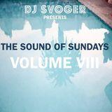 DJ Svoger - The Sound of Sundays VIII