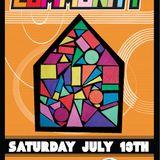 COMMUNITY in London Sat July13th at RHYTHM FACTORY