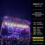 Spectrum Radio - 228 - UNIVERCITY Festival 2016 Recap