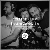 Collectif BPM - Flagrants Délices #11 @Panic Room