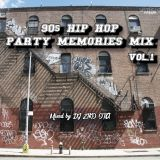 90s HIP HOP PARTY MEMORIES MIX Vol.1