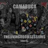 THELIVINGROMMSESSIONS 140415 by Camabuca aka John Valavanis