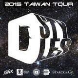 D-Styles 2015 Taiwan Tour (Kool Klone Hip-Hop Mix)