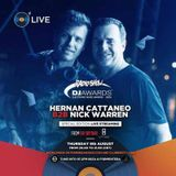 Nick Warren b2b Hernan Cattaneo - DJ Awards Nominee Set, Ocean Drive Ibiza Rooftop 09.08.2018