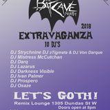 """Live set 2 of 8 DJ Mistress McCutchan at Batcave North 2018 Extravaganza Live set 2of 8"""""""