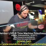 Jambor LIVE @ Time Machine 20130111