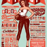Pin Up Event 24th Sept (spinningfield) Promo Mix