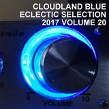 Cloudland Blue Eclectic Selection 2017 Vol 20