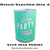 Party In A Can - Disco House/Electro Mix 4