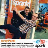 ArtyParti - Dance City's New Classes in Sunderland