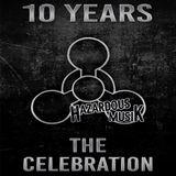 10 Years of Hazardous Musik - The Celebration Mix