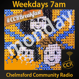 Monday Breakfast - @CCRBreakfast - Lucy, Rob and Jamie - 18/08/14 - Chelmsford Community Radio