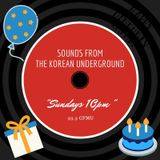 Sounds from the Korean Underground Fourth Anniversary Show
