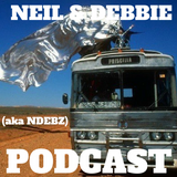 Neil & Debbie (aka NDebz) Podcast #121.5 ' Queens of the desert'  -  (Full music version)
