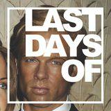 Last days of Brad Pitt