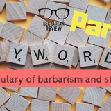 Sectarian Review #84: Keywords Part 2