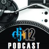 DJ 12 - PODCAST #1 - Bachata/Merengue