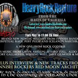 Heavy Rock Rapture May 16 2017 feat Red Moon Architect
