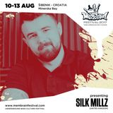 Silk Millz - Membrain Promo Mix 2017