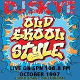 Dj Skye - Live Old Skool Hip Hop show on SPN 106.8 FM (Side A&B 1997)